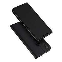 Asus ZenFone Max Pro (M2) (ZB631KL) hoesje - Dux Ducis Skin Pro Book Case - Zwart