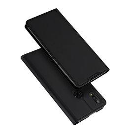 Dux Ducis Asus ZenFone Max Pro (M2) (ZB631KL) case - Dux Ducis Skin Pro Book Case - Black