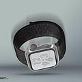 Dux Ducis Dux Ducis - Apple Watch Series 1/2/3 hoesje - 38 mm - Beschermende Cover - Zilver / Transparant (2-Pack)