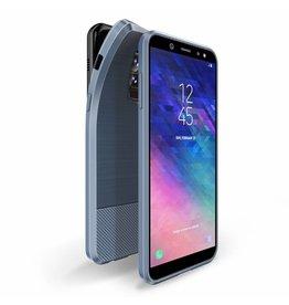 Dux Ducis Dux Ducis Mojo - Samsung Galaxy A6 Plus (2018) - Blue