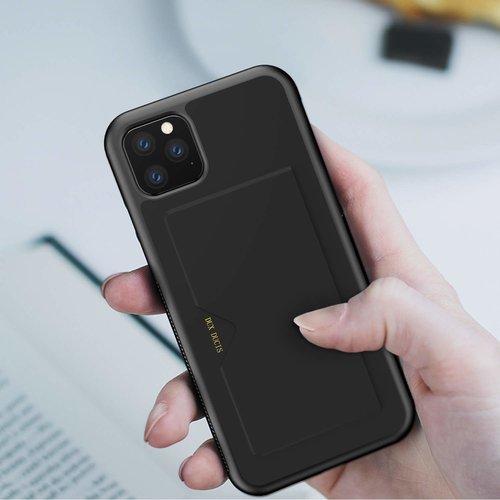 Dux Ducis Dux Ducis Pocard - iPhone 11 Pro Max - Zwart