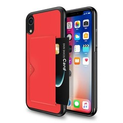 Dux Ducis Pocard Series - iPhone XR - Red