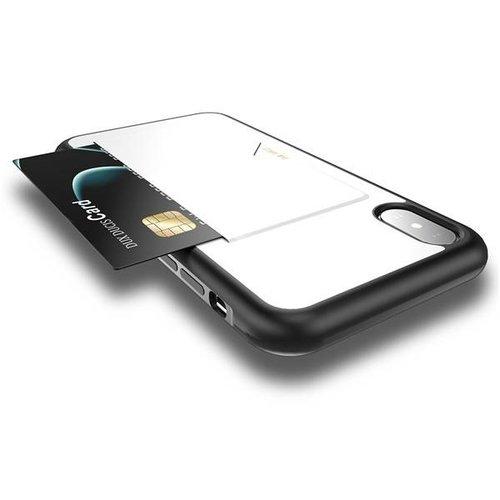 Dux Ducis Dux Ducis Pocard series- iPhone XS Max - Wit