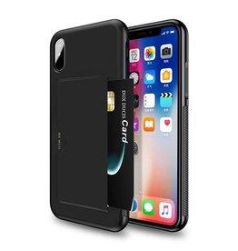 Dux Ducis Dux Ducis Pocard Series- iPhone XS Max - Black