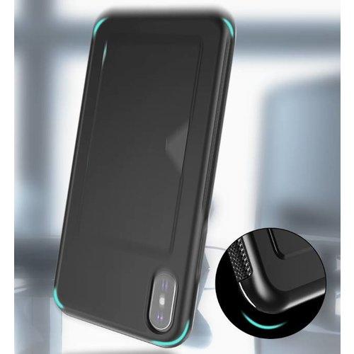 Dux Ducis Dux Ducis Pocard series- iPhone XS Max - Zwart