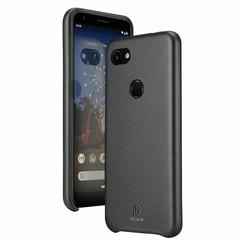 Google Pixel 3a XL hoes - Dux Ducis Skin Lite Back Cover - Zwart