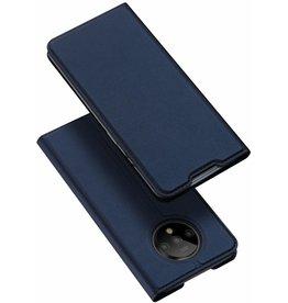 Dux Ducis Google Pixel 4XL case - Dux Ducis Skin Pro Book Case - Blue