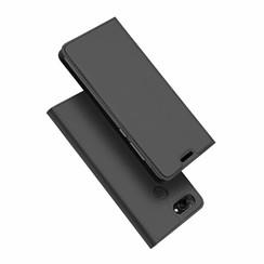 Honor 10 Lite case - Dux Ducis Skin Pro Book Case - Black