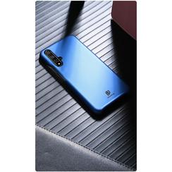 Honor 20 hoes - Dux Ducis Skin Lite Back Cover - Blauw