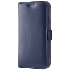 Honor 20 case - Dux Ducis Kado Wallet Case - Blue