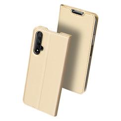 Honor 20 case - Dux Ducis Skin Pro Book Case - Gold