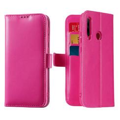Honor 20 Lite / Huawei P Smart Plus (2019)  hoesje - Dux Ducis Kado Wallet Case - Roze