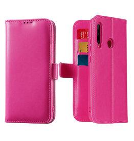 Dux Ducis Honor 20 Lite / Huawei P Smart Plus (2019) case - Dux Ducis Kado Wallet Case - Pink