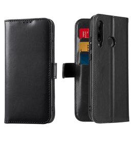Dux Ducis Honor 20 Lite / Huawei P Smart Plus (2019) case - Dux Ducis Kado Wallet Case - Black