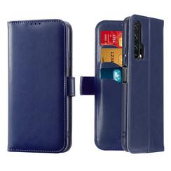 Honor 20 Pro hoesje - Dux Ducis Kado Wallet Case - Blauw