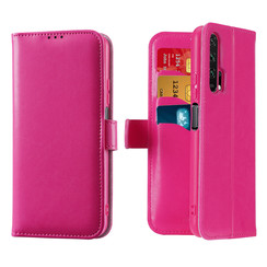 Honor 20 Pro hoesje - Dux Ducis Kado Wallet Case - Roze