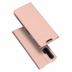 Honor 20 Pro hoesje - Dux Ducis Skin Pro Book Case - Roze
