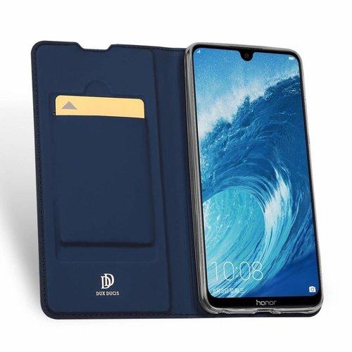 Dux Ducis Huawei Honor 8X MAX hoesje - Dux Ducis Skin Pro Book Case - Blauw