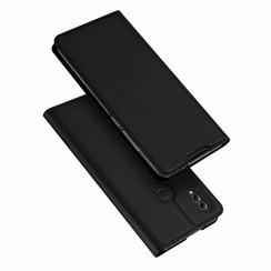 Huawei Honor 8X MAX case - Dux Ducis Skin Pro Book Case - Black