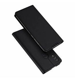 Dux Ducis Huawei Honor 8X MAX case - Dux Ducis Skin Pro Book Case - Black