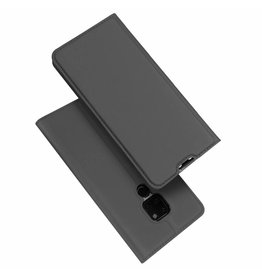 Dux Ducis Huawei Mate 20 case - Dux Ducis Skin Pro Book Case - Grey
