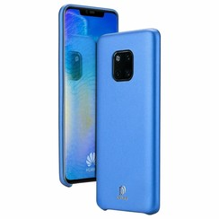 Huawei Mate 20 Pro hoes - Dux Ducis Skin Lite Back Cover - Blauw