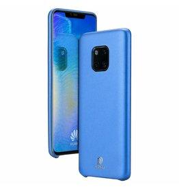 Dux Ducis Huawei Mate 20 Pro case - Dux Ducis Skin Lite Back Cover - Blue