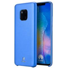 Huawei Mate 30 lite hoes - Dux Ducis Skin Lite Back Cover - Blauw