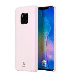 Dux Ducis Huawei Mate 30 lite case - Dux Ducis Skin Lite Back Cover - Pink