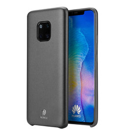 Dux Ducis Huawei Mate 30 lite case - Dux Ducis Skin Lite Back Cover - Black