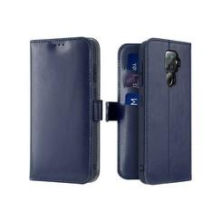 Huawei Mate 30 Lite hoesje - Dux Ducis Kado Wallet Case - Blauw