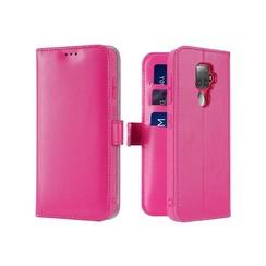 Huawei Mate 30 Lite hoesje - Dux Ducis Kado Wallet Case - Roze