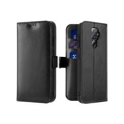 Huawei Mate 30 Lite hoesje - Dux Ducis Kado Wallet Case - Zwart