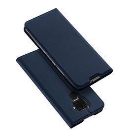 Dux Ducis Huawei Mate 30 Lite case - Dux Ducis Skin Pro Book Case - Blue
