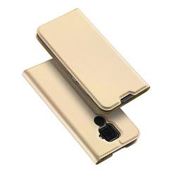 Huawei Mate 30 Lite hoesje - Dux Ducis Skin Pro Book Case - Goud