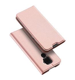 Dux Ducis Huawei Mate 30 Lite case - Dux Ducis Skin Pro Book Case - Rosé-Gold