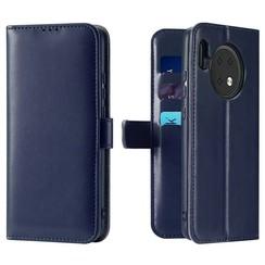 Huawei Mate 30 Pro hoesje - Dux Ducis Kado Wallet Case - Donker Blauw