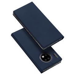 Huawei Mate 30 Pro hoesje - Dux Ducis Skin Pro Book Case - Blauw