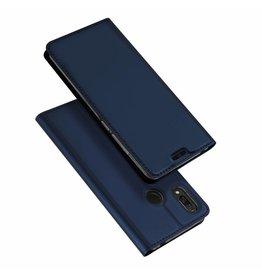 Dux Ducis Huawei Nova 3 case - Dux Ducis Skin Pro Book Case - Blue