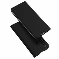 Huawei Nova 4 case - Dux Ducis Skin Pro Book Case - Black