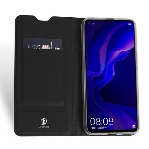 Dux Ducis Huawei Nova 4 hoesje - Dux Ducis Skin Pro Book Case - Zwart
