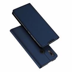 Huawei P Smart (2019) hoesje - Dux Ducis Skin Pro Book Case - Blauw