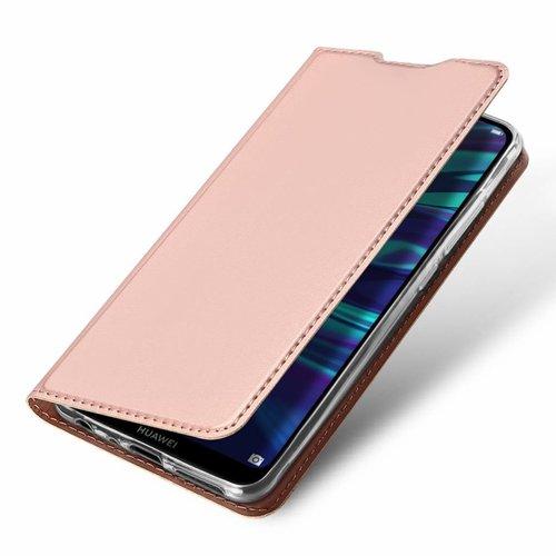 Dux Ducis Huawei P Smart (2019) hoesje - Dux Ducis Skin Pro Book Case - Roze