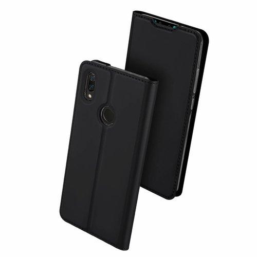 Dux Ducis Huawei P Smart (2019) hoesje - Dux Ducis Skin Pro Book Case - Zwart
