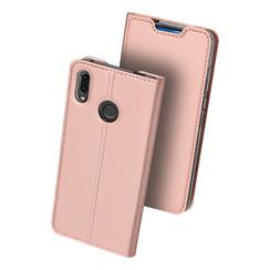 Huawei P Smart Z hoesje - Dux Ducis Skin Pro Book Case - Rosé-Goud