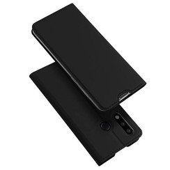 Huawei P30 Lite case - Dux Ducis Skin Pro Book Case - Black