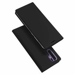 Huawei P30 Pro case - Dux Ducis Skin Pro Book Case - Black
