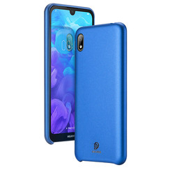Huawei Y5 (2019) hoes - Dux Ducis Skin Lite Back Cover - Blauw
