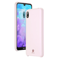Huawei Y5 (2019) case - Dux Ducis Skin Lite Back Cover - Pink
