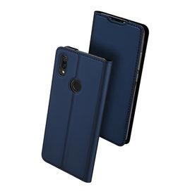 Dux Ducis Huawei Y7 (2019) case - Dux Ducis Skin Pro Book Case - Blue